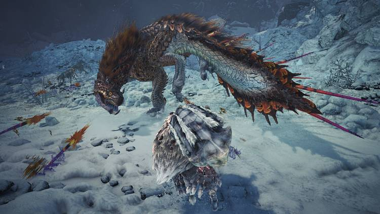 Monster Hunter World Iceborne Tobi-Kadachi