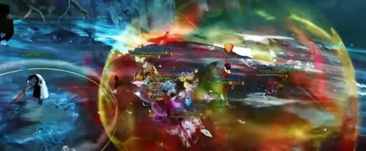 Guild Wars 2 River of Souls Bubble