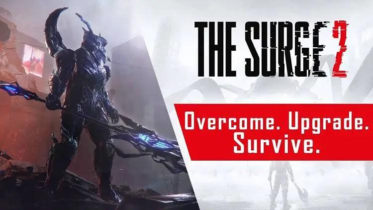 The Surge 2 Combat Trailer