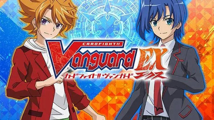 Cardfight!! Vanguard EX Argonavis Trailer