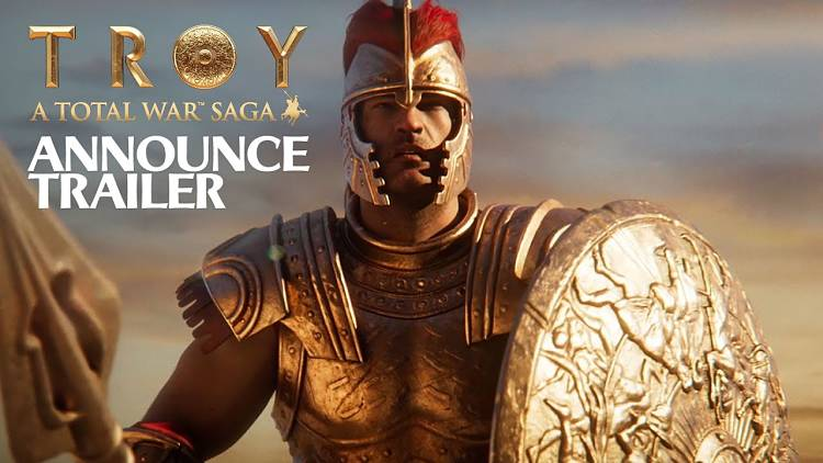 Total War Saga: Troy Officially Announced