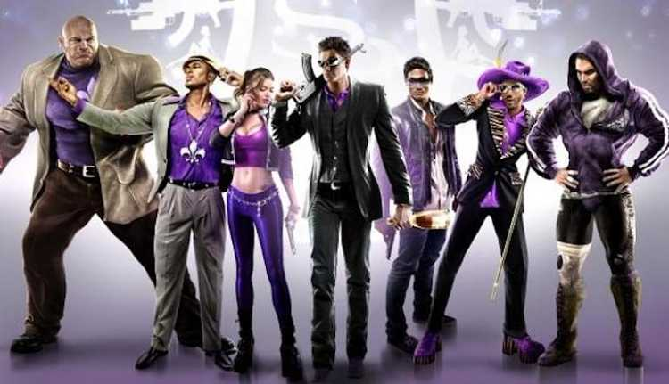Saints Row V, will be announced in 2020