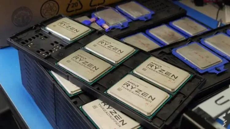 AMD Announces 3960x and 3970x Threadripper CPUs
