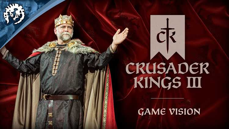 Paradox reveals plans for Crusader Kings 3