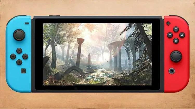 The Elder Scrolls: Blades Switch