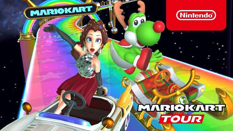 Mario Kart Tour Multiplayer Beta