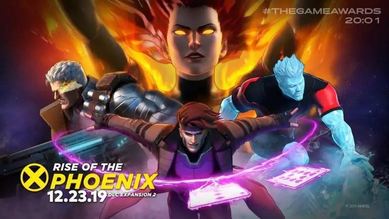 Rise of the Phoenix DLC