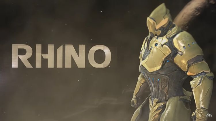 How To Get Rhino In Warframe