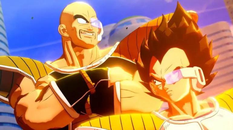 How Character Progression Works for Dragon Ball Z: Kakarot