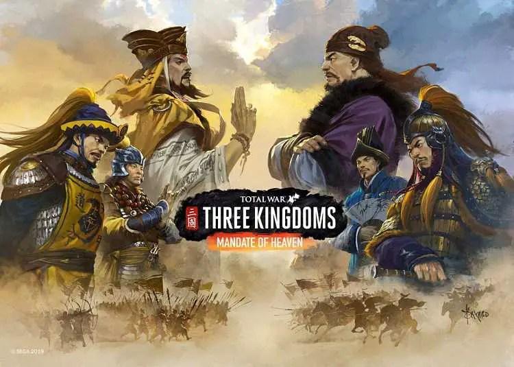 Total War: Three Kingdoms Mandate of Heaven DLC