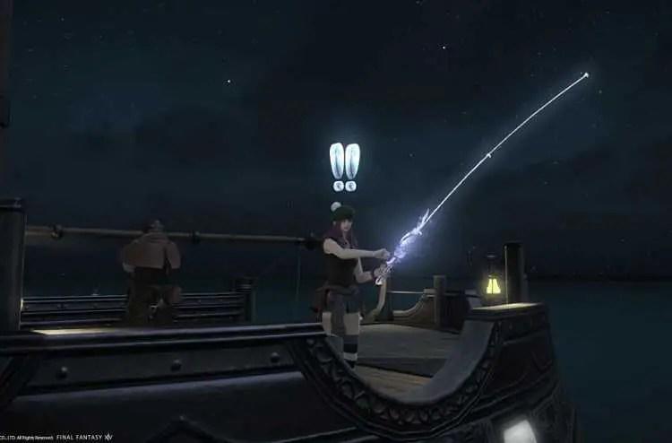 Ocean Fishing Guide in Final Fantasy XIV