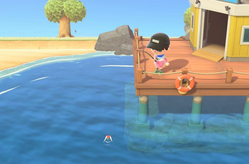 How to find and catch an Oarfish in Animal Crossing: New Horizons