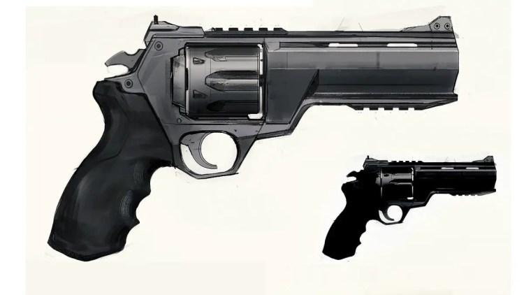 Valorant Hand Cannon