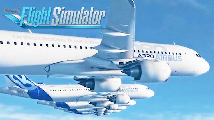 Flight Simulator 2020 Multiplayer Gameplay