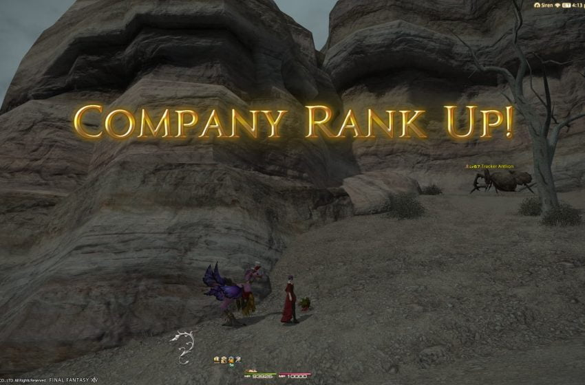 Best Methods to Level a Free Company in Final Fantasy XIV