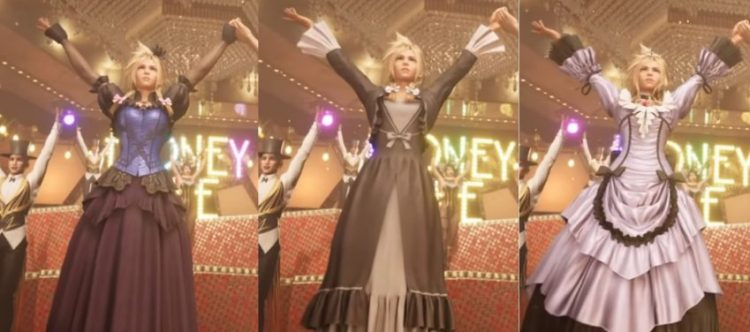 How to get all dresses in Final Fantasy VII Remake