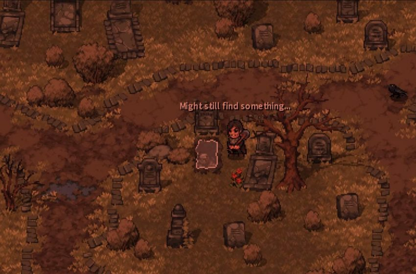 How to rob and loot graves in Stoneshard