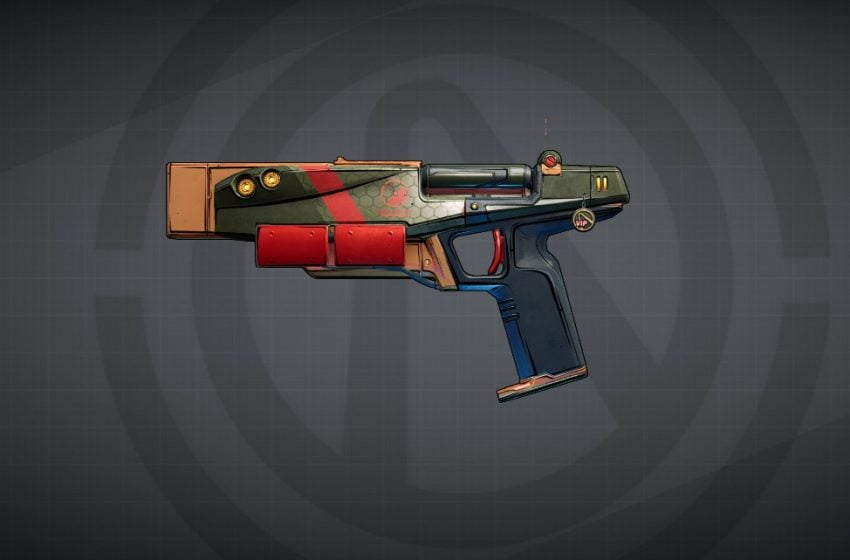How to get the Grease Trap Legendary Pistol in Borderlands 3