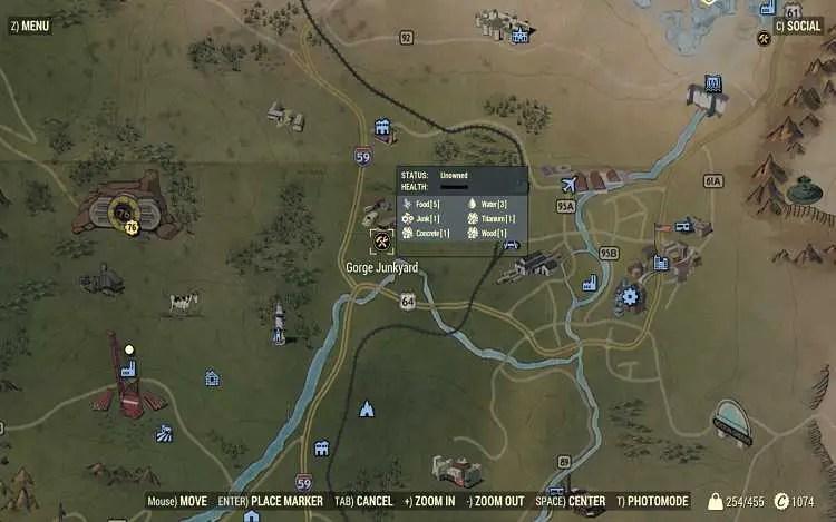 Get Black Titanium In Fallout 76