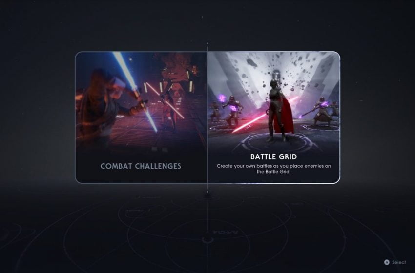 How to access Meditation Training game modes in Jedi: Fallen Order