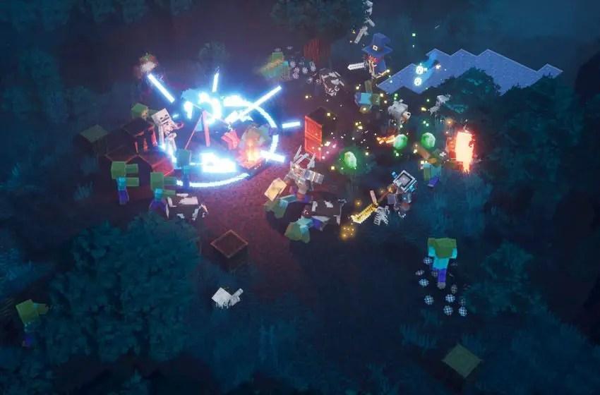 Best ways to grind for emeralds in Minecraft Dungeons