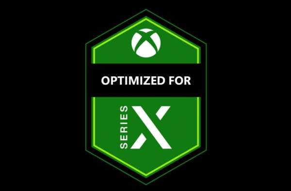 """Optimized for Series X"" logo will detail which games work ..."