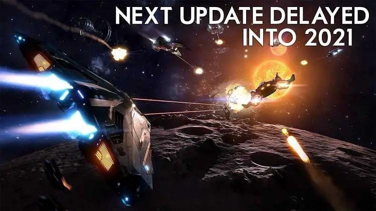 Elite Dangerous' Next Era Delayed