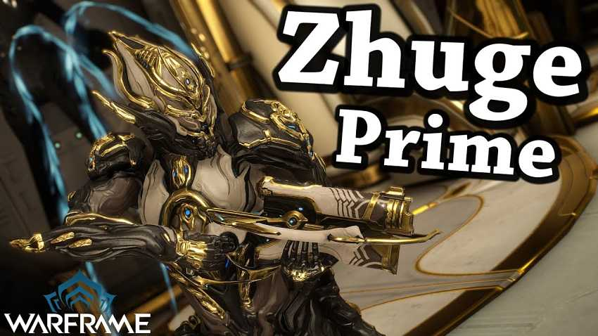 Warframe – How To Farm Zhuge Prime Relics