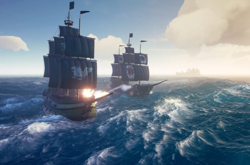 How to farm gold in Sea of Thieves