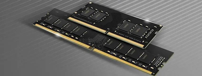 Lexar RAM announced