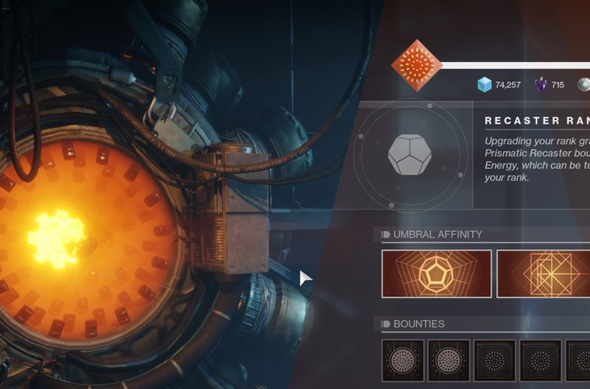 How to farm Umbral Traces in Destiny 2