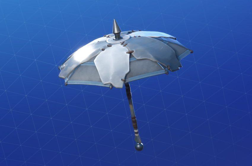 How to build a Umbrella Glider in Fortnite Chapter 2 Season 3