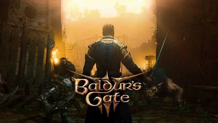 Baldur's Gate 3 Early Access Teased