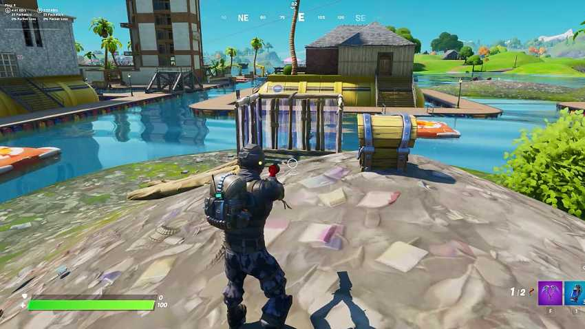 How to get the Flare Gun in Fortnite Chapter 2 Season 3