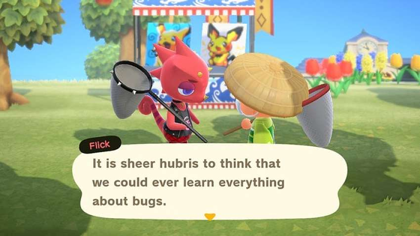How to join a Bug Off in Animal Crossing: New Horizons