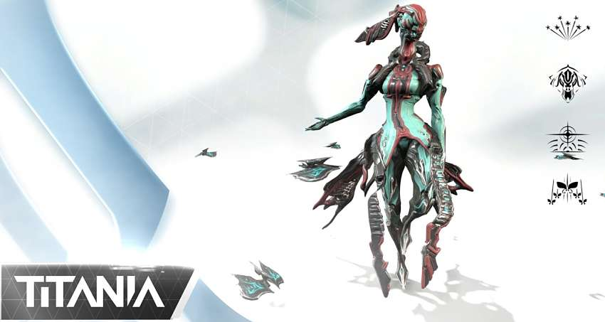 How to get Titania in Warframe