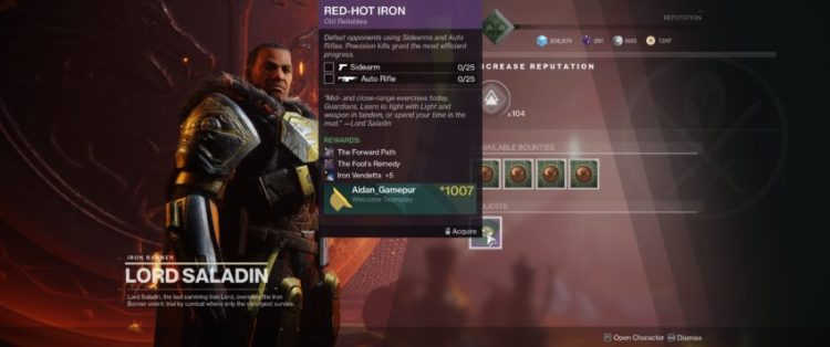 Red Hot Iron - Old Reliables