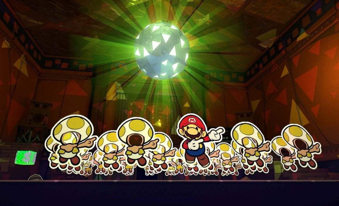 Paper Mario The Origami King – A Star Lights Your Way Puzzle Solution
