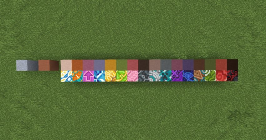 How to make terracotta in Minecraft