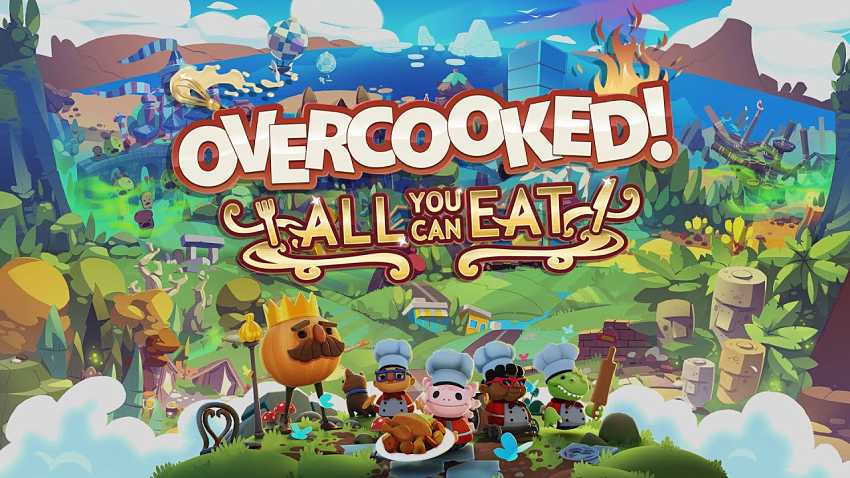 Overcooked All You Can Eat Announced for Xbox Series X and PS5