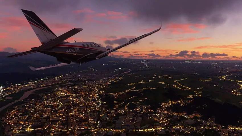 All photorealistic cities in Microsoft Flight Simulator 2020
