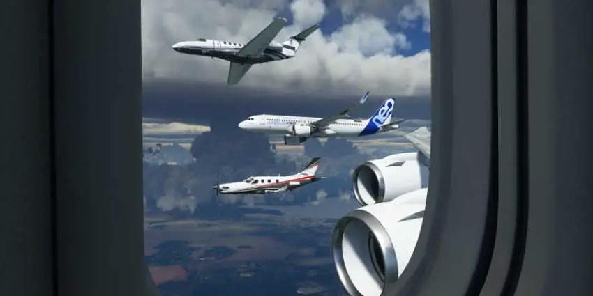 Microsoft Flight Simulator trailer shows off planes and more
