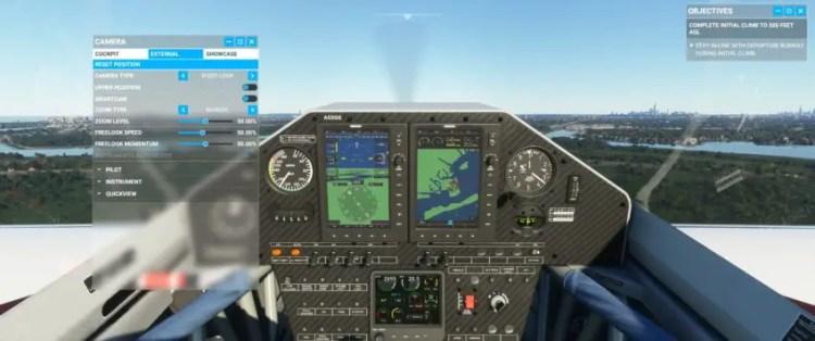 How to take screenshots and use photo mode in Microsoft Flight Simulator