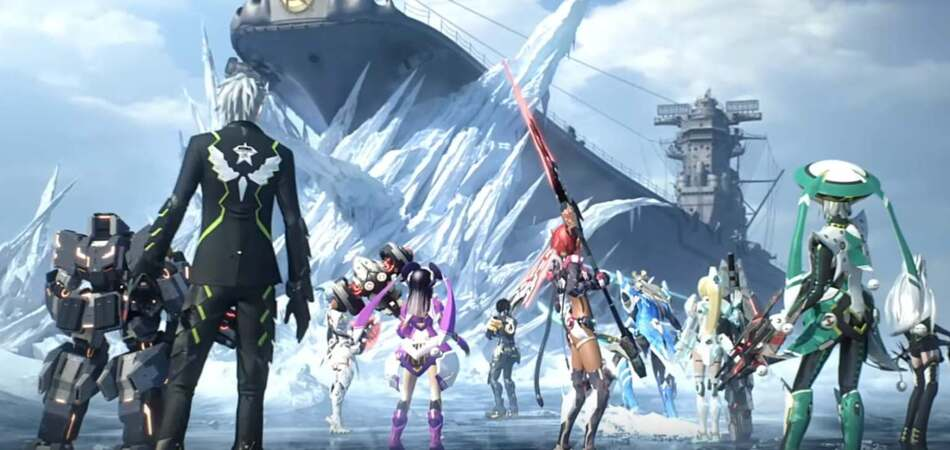 How to get an Auxiliary Partner in Phantasy Star Online 2