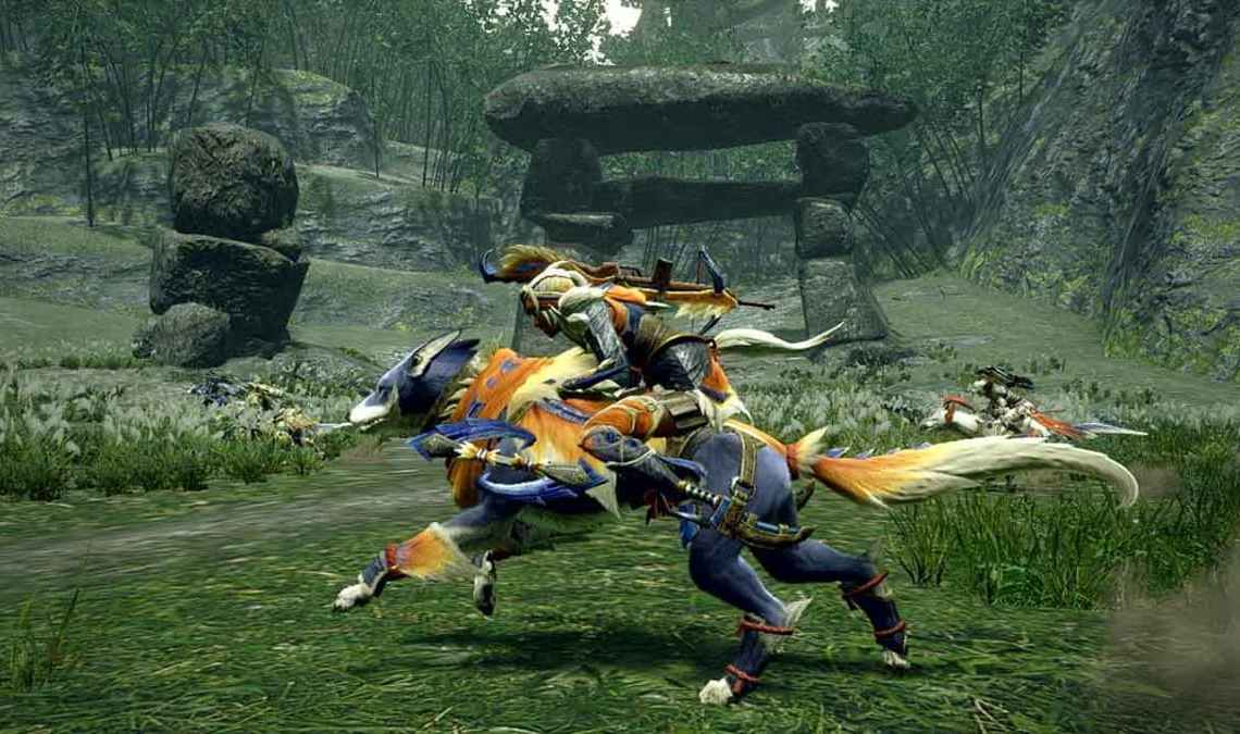 Is Monster Hunter Rise exclusive to Nintendo Switch?