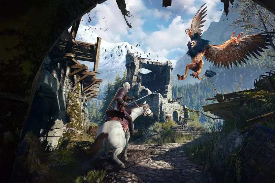 The Witcher 3 coming to Xbox Series X and PlayStation 5 in 2021