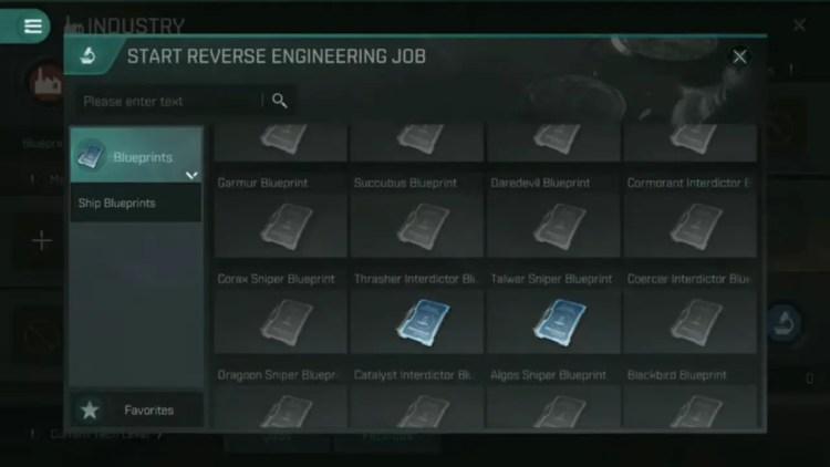 EVE Echoes Reverse Engineer