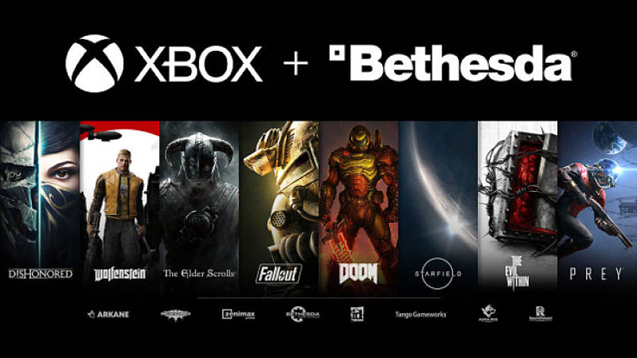 Microsoft acquires Bethesda Softworks and the rest of ZeniMax Media for $7.5 Billion
