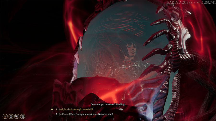 Can You Rescue The Woman Trapped In The Mind Flayer Pod In Baldur's Gate 3?