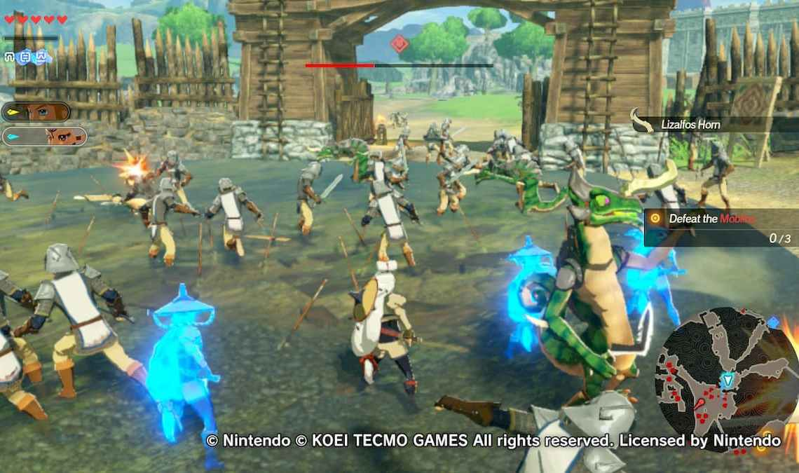 Will Hyrule Warriors Age Of Calamity Demo Save Files Transfer To The Full Game Isk Mogul Adventures